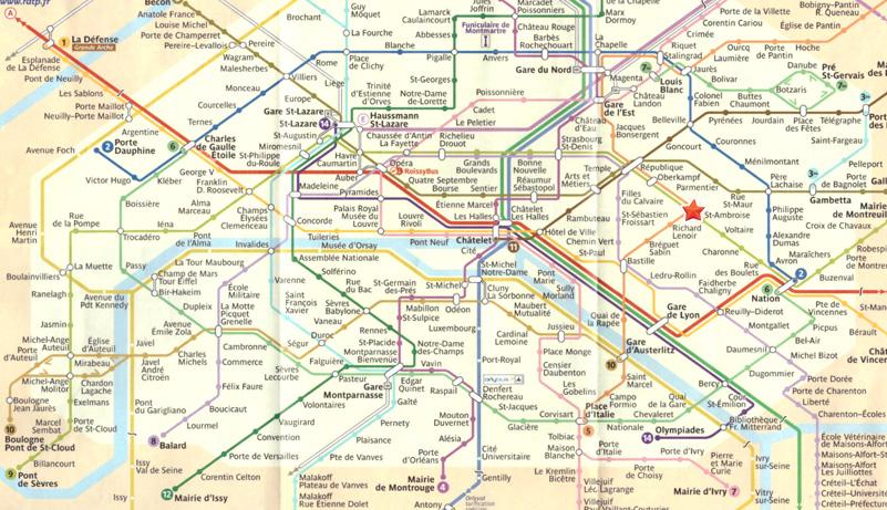 프랑스 지하철