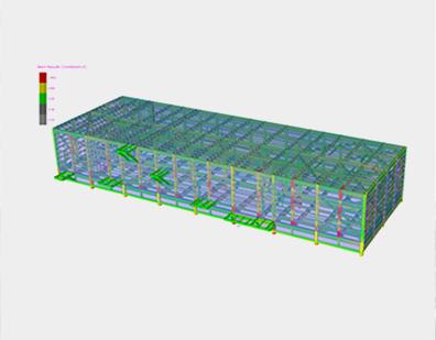 철구조물 설계