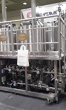 보보스텍 맥주 제조 설비