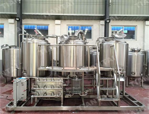 7BBL Craft Brewery Equipment